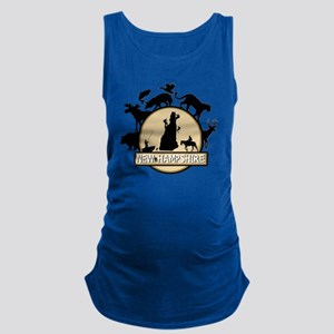New Hampshire Maternity Tank Top