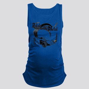 PTTM_DirtMod_NoWhite Maternity Tank Top