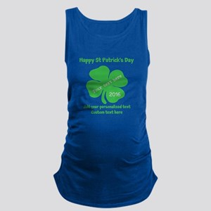 St Patricks Day Personalized Tank Top