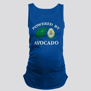 Powered By Avocado Maternity Tank Top