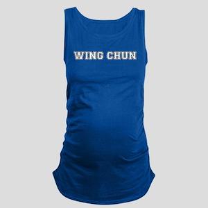 Wing Chun Maternity Tank Top