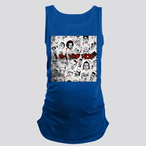 hiphopcards Maternity Tank Top