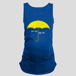 HIMYM Umbrella Maternity Tank Top