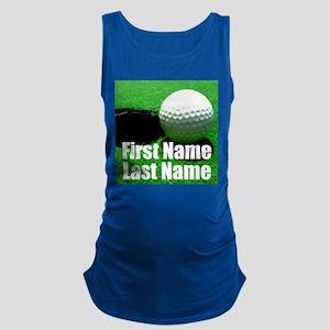 Golfball Maternity Tank Top