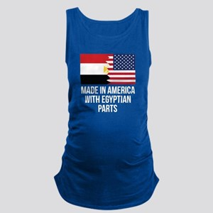 Made In America With Egyptian Parts Maternity Tank