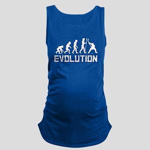 Hockey Evolution Maternity Tank Top