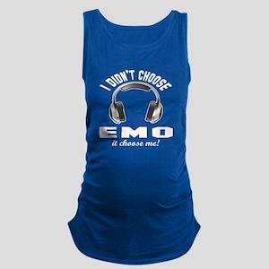 I didn't choose Emo Maternity Tank Top