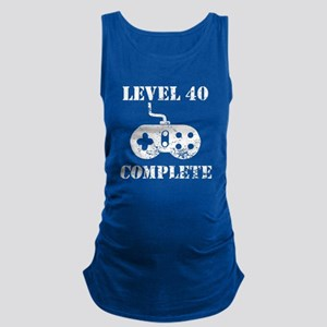 Level 40 Complete 40th Birthday Tank Top
