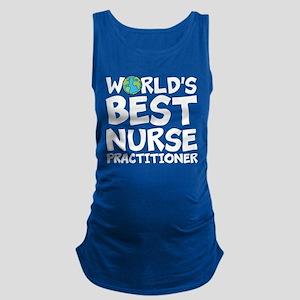 World's Best Nurse Practitioner Tank Top