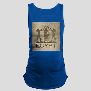 Vintage Egypt Maternity Tank Top