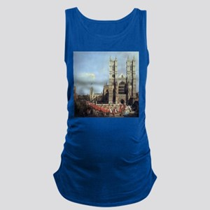Canaletto Westminster Abbey Maternity Tank Top