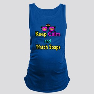 Crown Sunglasses Keep Calm And Watch Soaps Materni