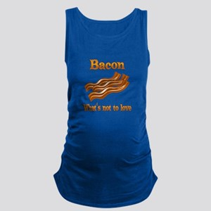 Bacon to Love Maternity Tank Top
