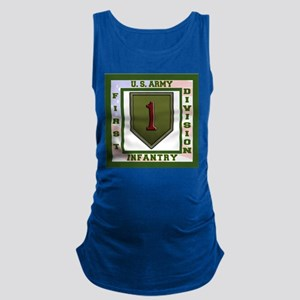 Big Red One Maternity Tank Top