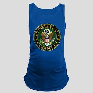 U.S. Army Symbol Maternity Tank Top