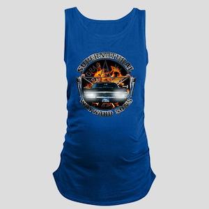 Supernatural Wayward Sons silver Maternity Tank To