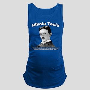 Tesla: Individual Maternity Tank Top