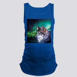 dream catcher northern light wo Maternity Tank Top
