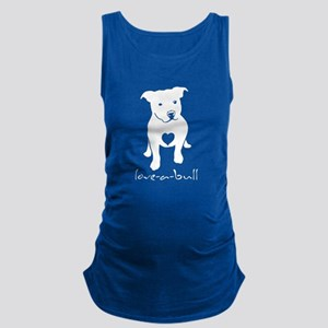 Love-a-bull Maternity Tank Top