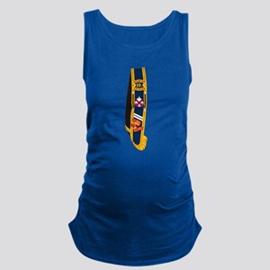 10th Mountain Division Band Maternity Tank Top