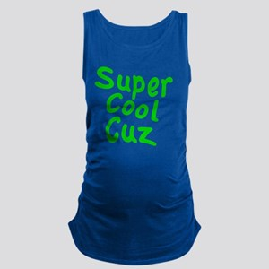Super Cool Cuz Maternity Tank Top