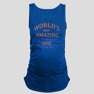 Boss Maternity Tank Top