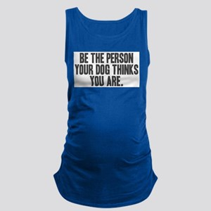 Be the Person Maternity Tank Top