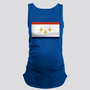 New Orleans Flag Tank Top