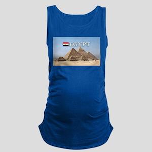 Giza Pyramids in Egyp Tank Top