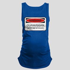 Attitude Guamanian Maternity Tank Top