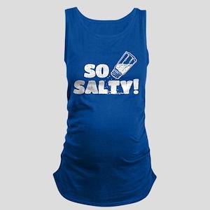 So Salty Maternity Tank Top