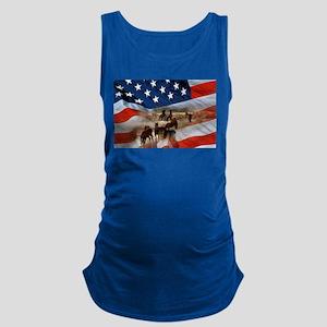 American Wild Maternity Tank Top