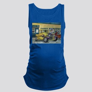 1932 HotRod Pickup Maternity Tank Top