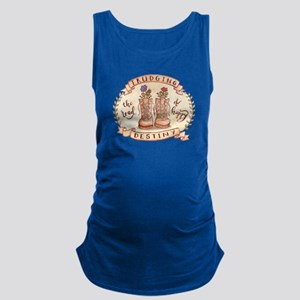 Trudging the Road Maternity Tank Top