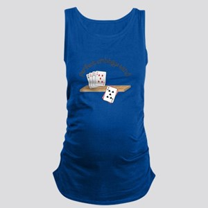 Perfect Cribbage Hand Maternity Tank Top