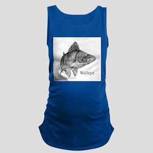Walleye Maternity Tank Top