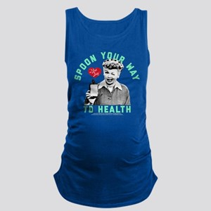 Lucy Spoon To Health Maternity Tank Top