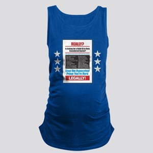 Voter ID Tank Top