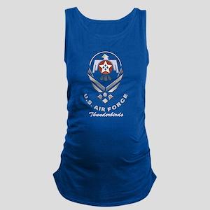 USAF Thunderbird Maternity Tank Top