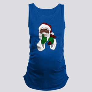 African Santa Clause Tank Top