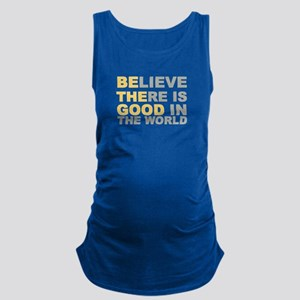 Be the Good Believe Maternity Tank Top