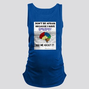 ASK ME ABOUT IT Tank Top