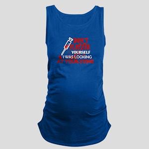 Phlebotomy Shirt Maternity Tank Top