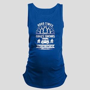 Amazing Camping Memories Shirt Tank Top