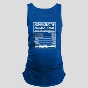 ADMINISTRATIVE ASSISTANT FACTS Maternity Tank Top