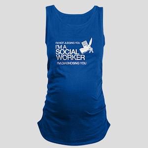 Social Worker T Shirt Tank Top