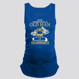 Snowmobile T Shirt Tank Top
