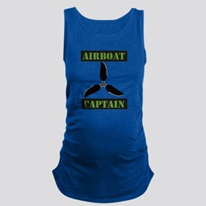 Airboat Captain Tank Top