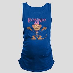 bonnie-g-monkey Maternity Tank Top