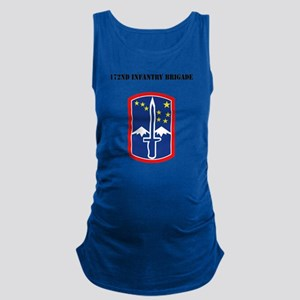 SSI - 172nd Infantry Brigade wi Maternity Tank Top